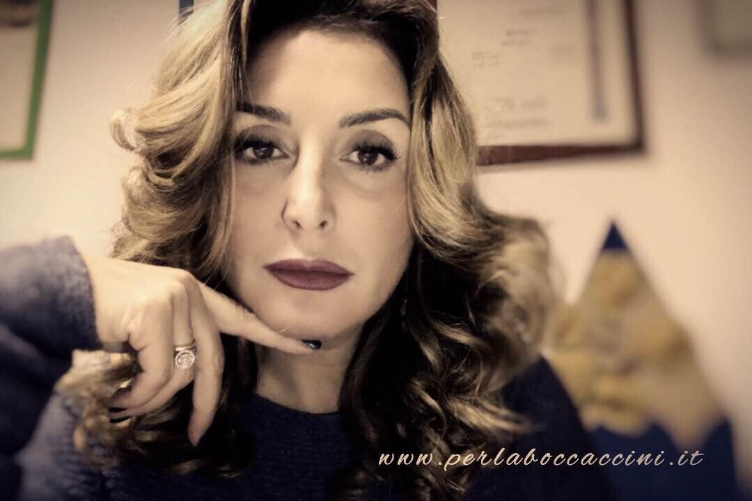 Profilo Perla Boccaccini